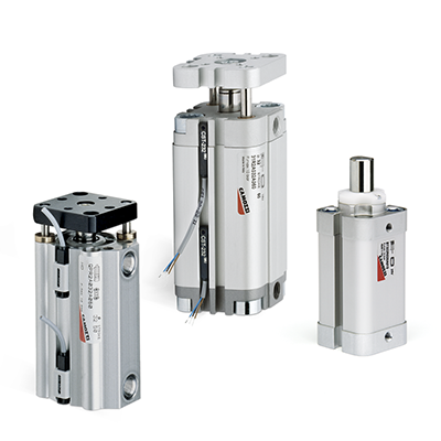 Compact / short-stroke cylinders