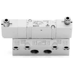 Pneumatically actuated valve - size 10,5