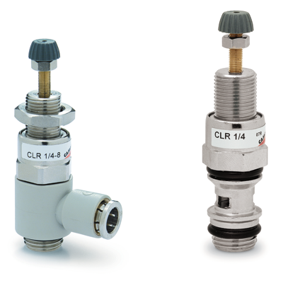 Series CLR micro pressure regulators