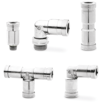Series H8000 nickel-plated