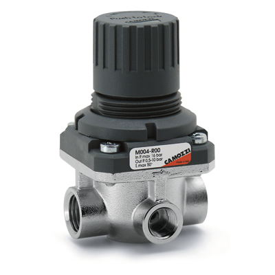 Series M pressure microregulators