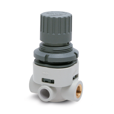 Series T pressure microregulators