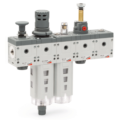 Series MD modular FRL units
