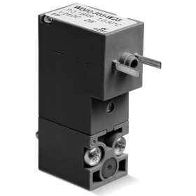 3/2-way NC solenoid valve, DIN EN 175 301-803-C (8 mm)