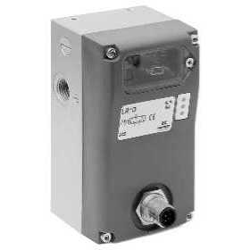 Series LR digital proportional servo valves - technical characteristics